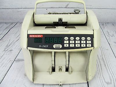 Semacon S-1415 High Speed Currency Bill Counter