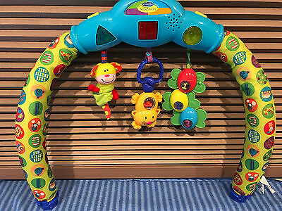 Evenflo SmartSteps ABC/123 Exersaucer Toy Arch Replacement Part