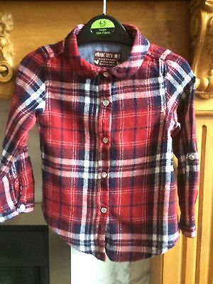 Girls Young Dimensions Shirt 18-24 Months