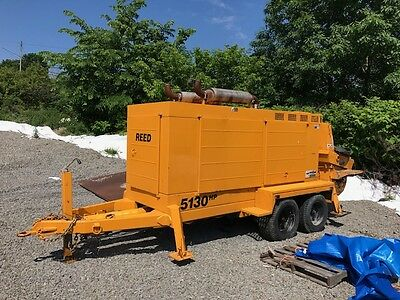 2013 Factory Refurbished Reed 5130HP Concrete Pump