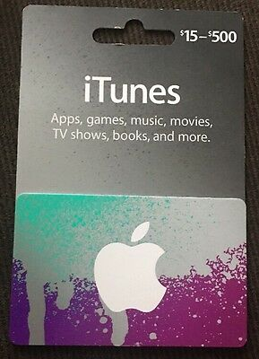 $200 Apple iTunes Gift Card. Free 2-Day Shipping w/ Tracking. Save Big Now!!