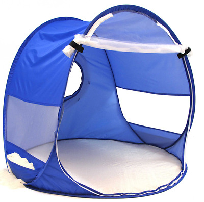 Beach Baby Pop-Up Shade Dome, Portable Outdoor Child 50+ UPF Sun Ptotection Tent