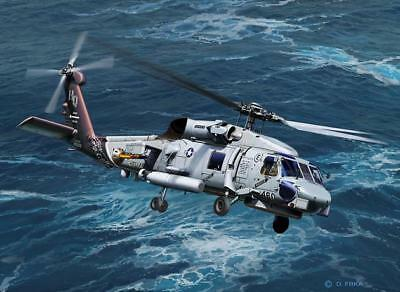 Revell 4955 SH-60 Navy Helicopter 1/100 Scale Plastic Model Kit