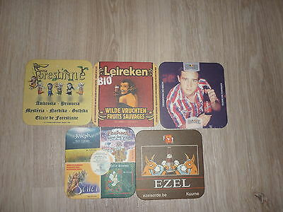 lot de 5SB de BELGIQUE lot 32