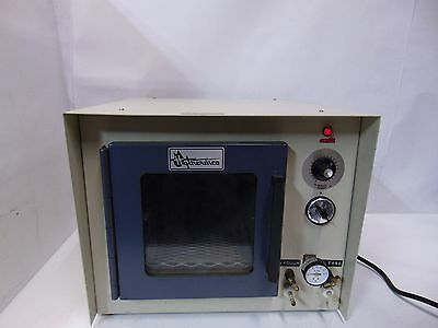 Hythermco 6002 Hotpack Stable Temp Vacuum Oven 115V 1PH 6A 225 C Max Cole Parmer