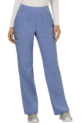 Cherokee Workwear Revolution TALL Pull On Scrub Pant WW110 Choose Size & Color!