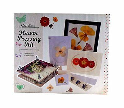 Craft Deco Flower Pressing Kit