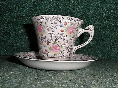 James Kent Ltd. 1  Cup & Saucer   Embassy #3086 Md. In England