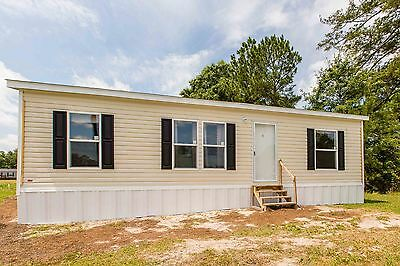 *NEW* 2017 NATIONAL 3BR/2BA 28x40 DOUBLEWIDE MOBILE HOME -CLEWISTON, FLORIDA