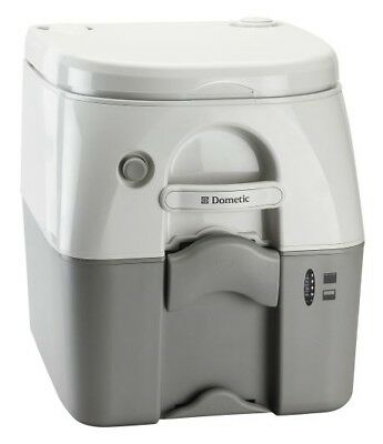 Dometic SaniPottie 976 - Portable toilet, 18.9 litres holding tank