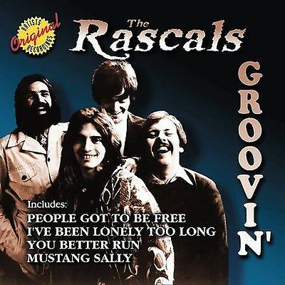 Rascals (Young) : Groovin CD