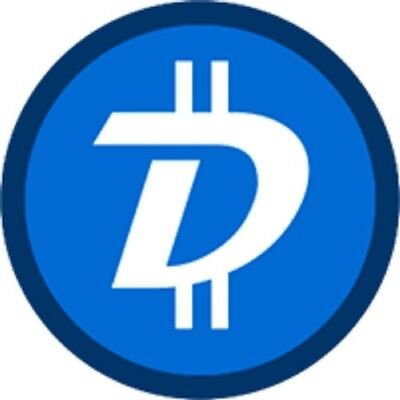 500.00 DIGIBYTE DELIVERED FAST!!!!!  CRYPTO CURRENCY Bitcoin Ethereum Coin