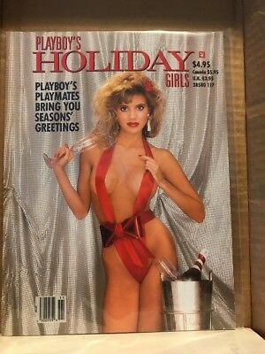 Playboy's Holiday Girls / 1987 / Laurie Carr Cover / Shannon Tweed ~ Like New!