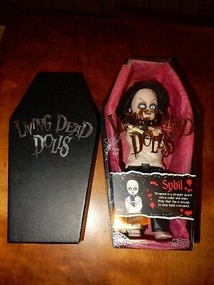 Living Dead Dolls Series 4 Sybil (Excellent Condition, with Original Box)