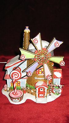 Dept. 56 North Pole Series, The Christmas Candy Mill