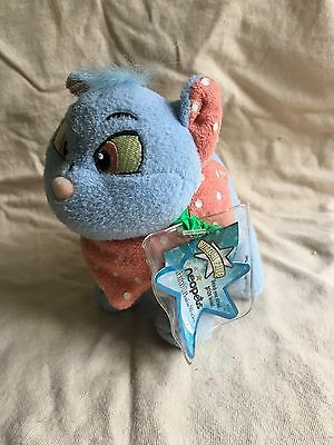 NWT Plushie Wocky Neopets Plush 2007 Great Condition Stuffed Animal