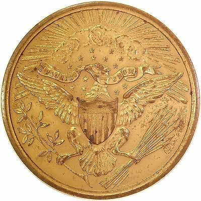 US Mint Great Seal Centennial Medal Bronze Restrike Charles Barber 2.5''