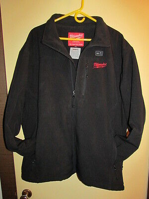 Milwaukee Xxl M12 12V Lithium Ion Heated Jacket Black
