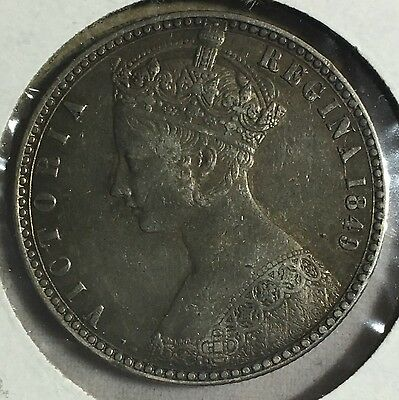 Great Britain 1849 Florin Coin