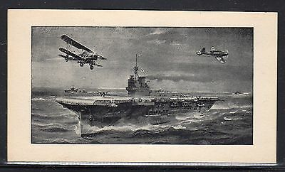 Great Britain Aircraft Carrier Ink Blotter Unused Militaria a971