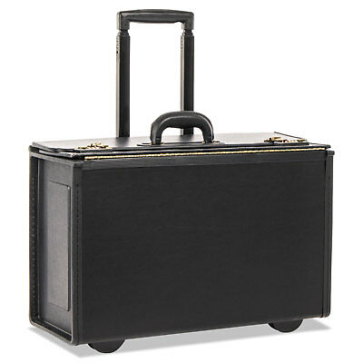 Stebco Deluxe Carrying Case for Document - Black - STB251622BLK