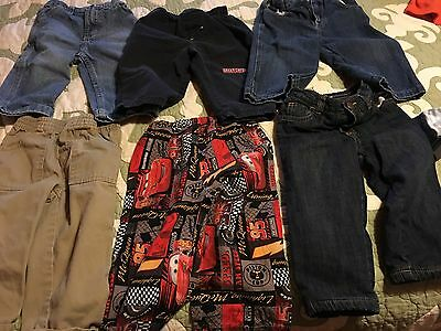 toddler boys clothes size 12 months and 12- 18 months