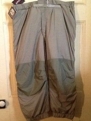 Epic by Nextec US Army issue extreme cold weather pants XL new with tags