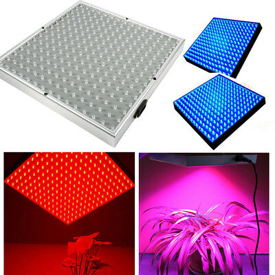 85-265V 32W 225 LEDs Plant Grow Light Panel Lamp For Hydroponic Herb Vegetable