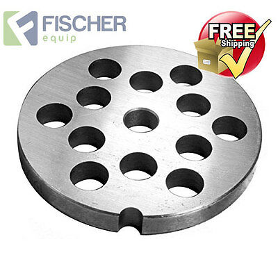 """new"" Mincer - Grinder Cutting Plate 14Mm For #12 Mincer - Other Sizes Available"