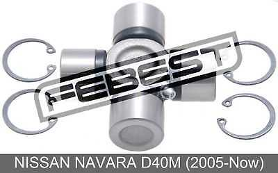 Universal Joint 27X76 For Nissan Navara D40M (2005-Now)