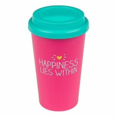 Happy Jackson Travel Mug - Happiness Lies Within