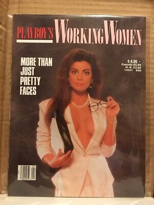 Playboy's Working Women 1988 ~ Special Edition ~ Very Good!!