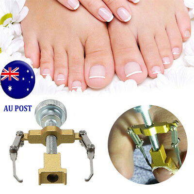 Professional Ingrown Toenail Toe Nail Correction Tool Manicure Clipper VV