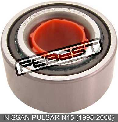 Front Wheel Bearing 38X74X36X33 For Nissan Pulsar N15 (1995-2000)