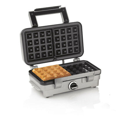 Cuisinart WAF-1A Electric 2 Slice Belgian Waffle Maker Press Toaster Non-Stick