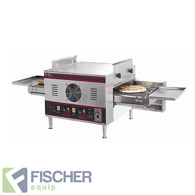 """Large 18"""" New Electric Conveyor Pizza Oven - Benchtop"""