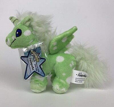 NEW With Tag Speckled UNI Neopets 2008 Series 2 Plush Jakks Pacific