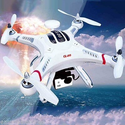 CXHOBBY CX-20 RTF Drone GPS MX Autopilot RC Quadcopter for FPV UFO Aircraft Toy