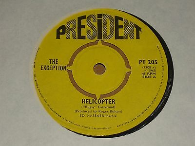 """Exception """"Helicopter"""" President 45"""