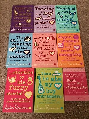 Louise Rennison - 8 Book Collection