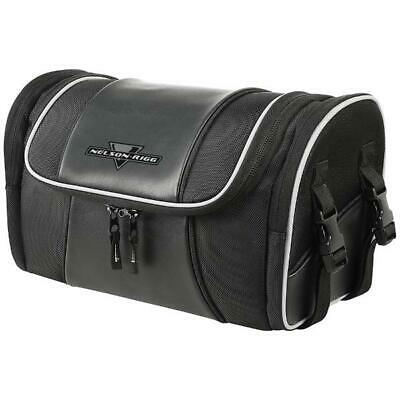 Nelson-Rigg Ctb-250 Expandable Motorcycle 17L Roll Bag. Lifetime Warranty!