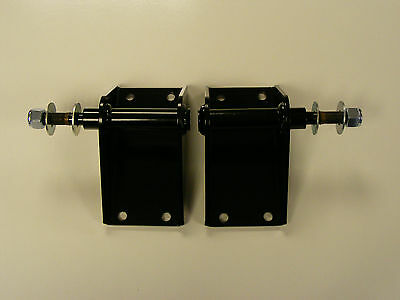 Classic Mini Standard Front Shock Absorber Mounts x2 heavy duty bracket damper