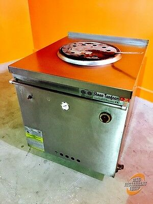 Shaan STNG Tandoori Stainless Steel Clay Oven