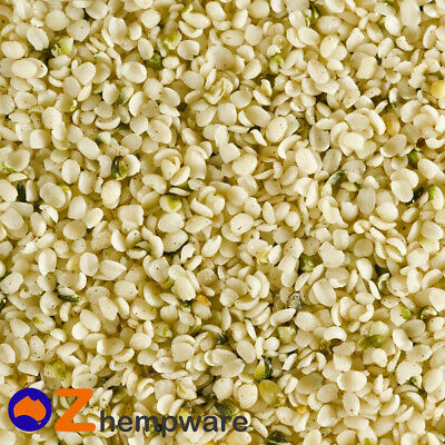 HEMP SEEDS WHOLE CERTIFIED ORGANIC VEGAN 500g, 1kg, 2kg