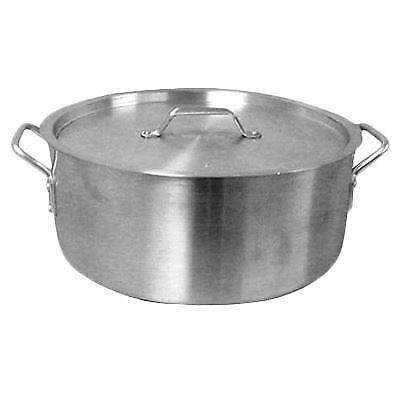 Thunder Group ALSKBP001 Brazier Pot, 8 Quart Capacity, with Cover