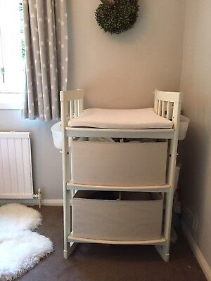 Stokke changing table WHITE