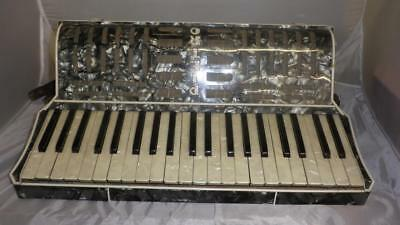 *pietro Piano Accordion- Mucical Instrament- Leather Straps*