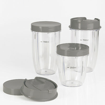 Mr. Magic Nutrition Mixer Becher-Set, 8-teilig, B-Ware