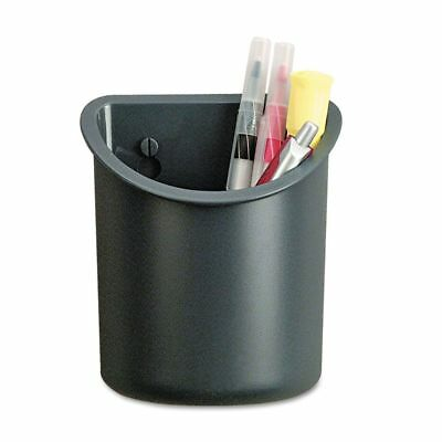 Universal Recycled Plastic Cubicle Pencil Cup, 4 1/4 x 2 1/2 x 5, - UNV08193