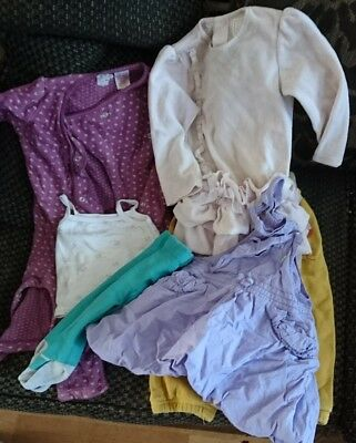 Baby girls clothes 12-18 months NEXT GAP EARLY DAYS